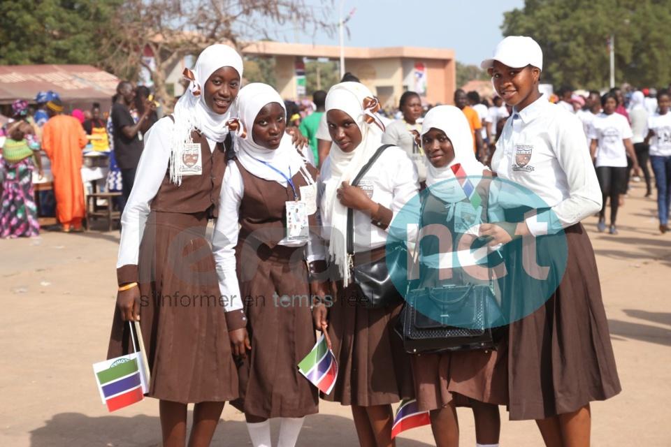 Photo-Jour d'indépendance dans la ferveur: la Gambie retrouve son unité!!!
