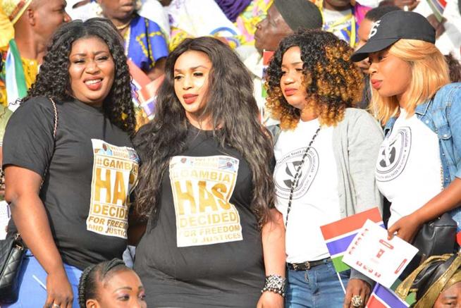 Les Gambiennes sont plus belles que les Sénégalaises, jugez-en donc !