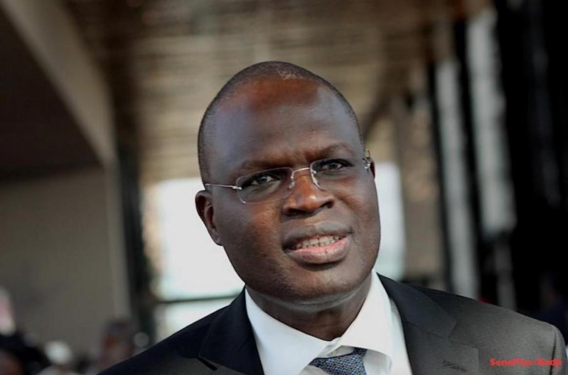 Montang Sonko, coordonnateur COJER Dakar: « Khalifa Sall, la loi est dure, mais c'est la loi »