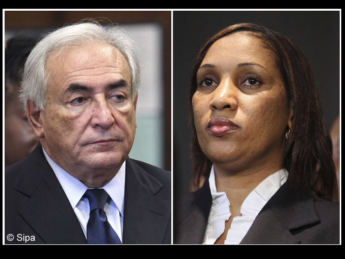 """Nafissatou Diallo, DSK, les vérités d'Anne Sinclair : """"Je ne savais rien"""""""
