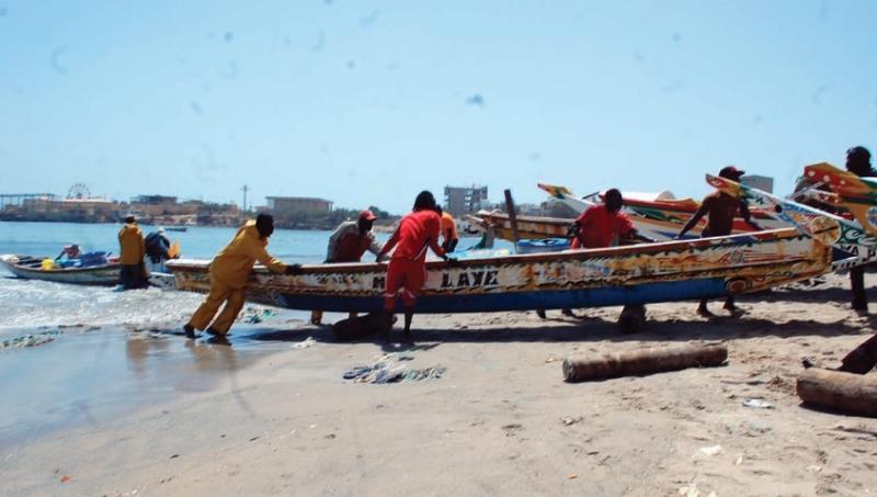 Départ de 3.000 pécheurs sénégalais de la Mauritanie: Le secteur de la pêche paralysé à Nouakchott