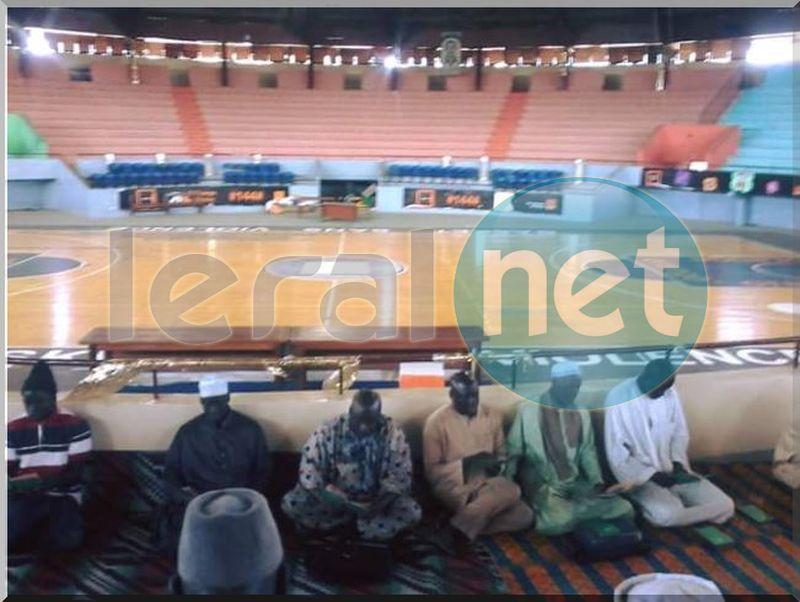 Journée de prières pour les personnes du monde sportif sénégalais qui nous ont quittés organisée par la Fédération Sénégalaise de Basket-ball