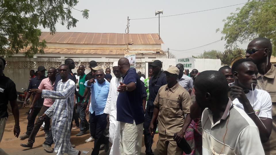 Tamba: Affrontements entre partisans de Khalifa Sall et de Me Sidiki Kaba