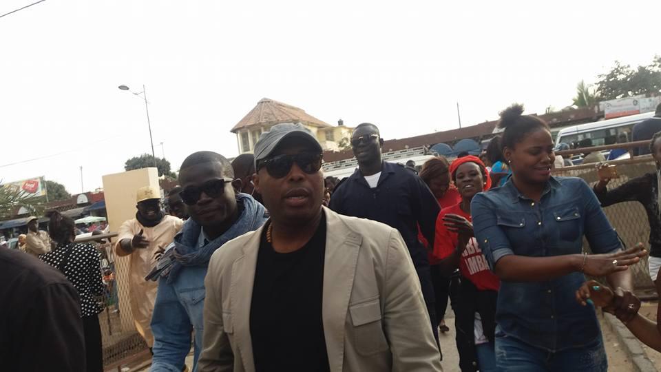Affrontements entre partisans de Khalifa Sall et Me Sidiki Kaba à Tamba : Barthélémy Dias dans l'œil du cyclone