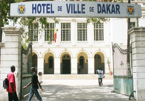 """Serge Malou, coordonnateur APR de la SICAP, """"nous réclamerons la mise sans délai de la mairie de Dakar sous Délégation spéciale"""""""
