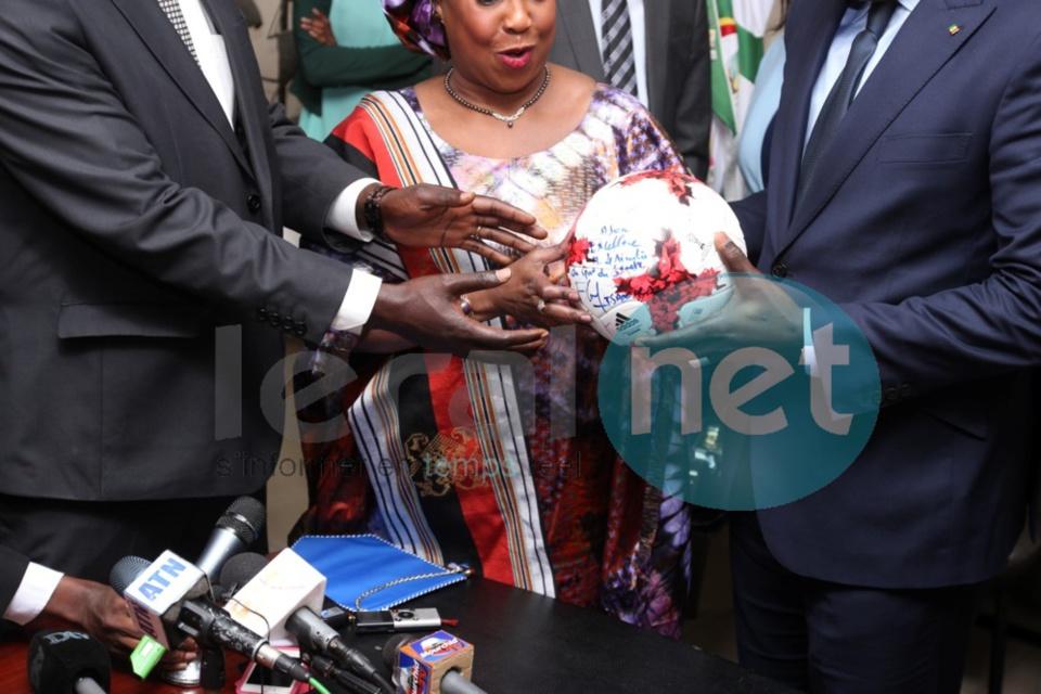La Fifa va ouvrir son bureau à Dakar, selon le SG de la Fifa