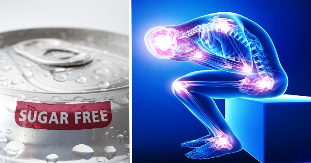 Voilà ce qui arrive à votre corps quand vous êtes touché par un empoisonnement aspartame du soda !