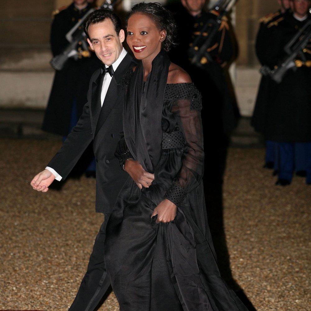 Rama Yade Joseph Zimet, un couple politique glamour (12 photos)