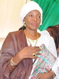 La défunte vice-présidente du conseil économique social et environnemental, Fatoumata Moctar Ndiaye