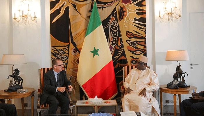 Le Secrétaire général adjoint des Nations-Unies aux Affaires politiques reçu par Macky Sall