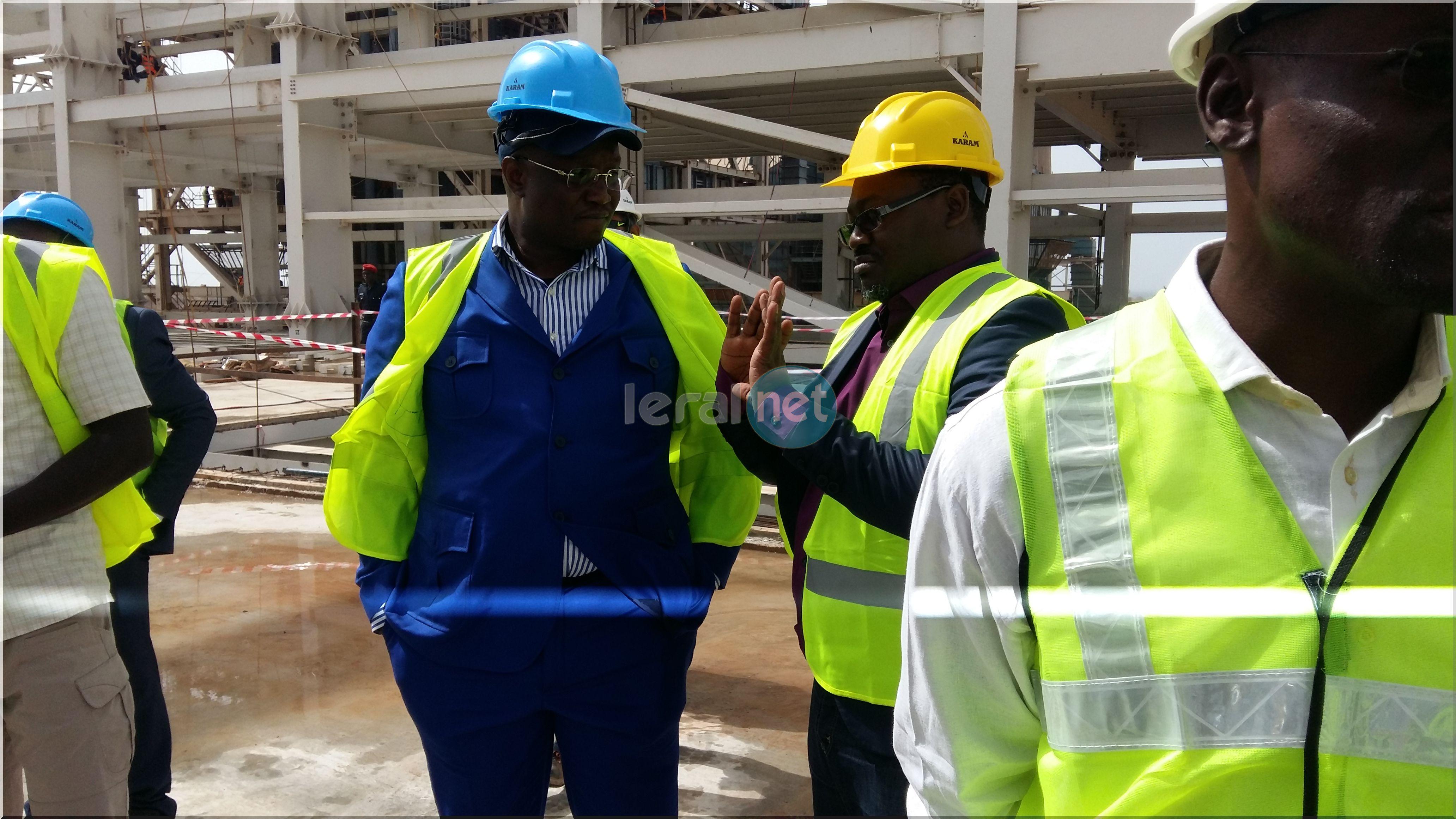 Bargny: Signature d'un protocole RSE (Responsabilité Sociétale des entreprises) entre la Senelec, la Compagnie d'électricité du Sénégal (CES) et la commune de Bargny