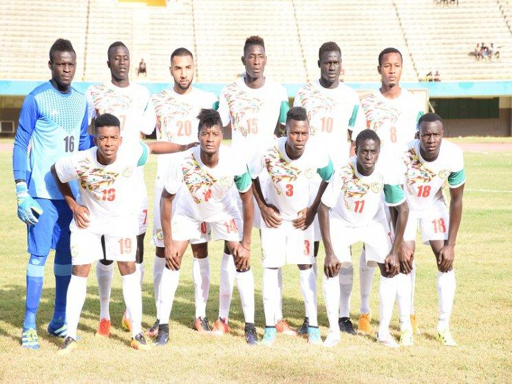 U20 Sénégal