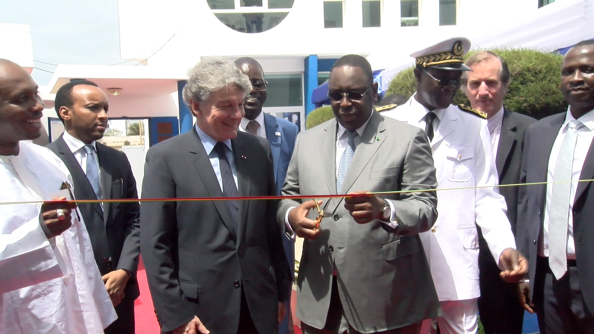 Grands projets d'infrastructures du PSE: le retour en force des groupes français au Sénégal