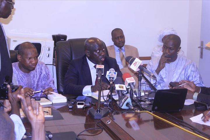 Supposé instrumentalisation de la justice dans l'affaire Bamba Fall : Le Procureur de la République se lave à grande eau et apporte des précisions