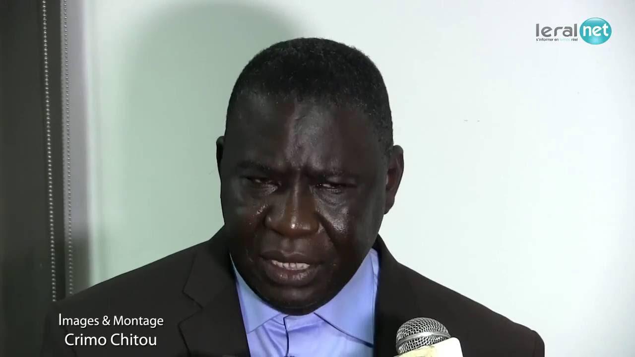 Assane Dioma Ndiaye : « Le procureur de la République a violé le secret de l'enquête »