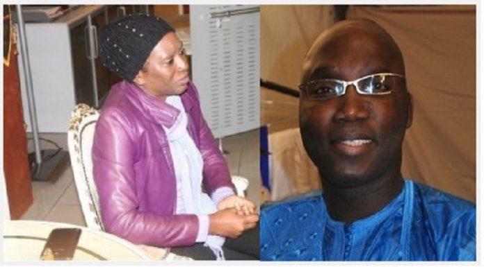 Ngoné Ndour et Mouniru Sy