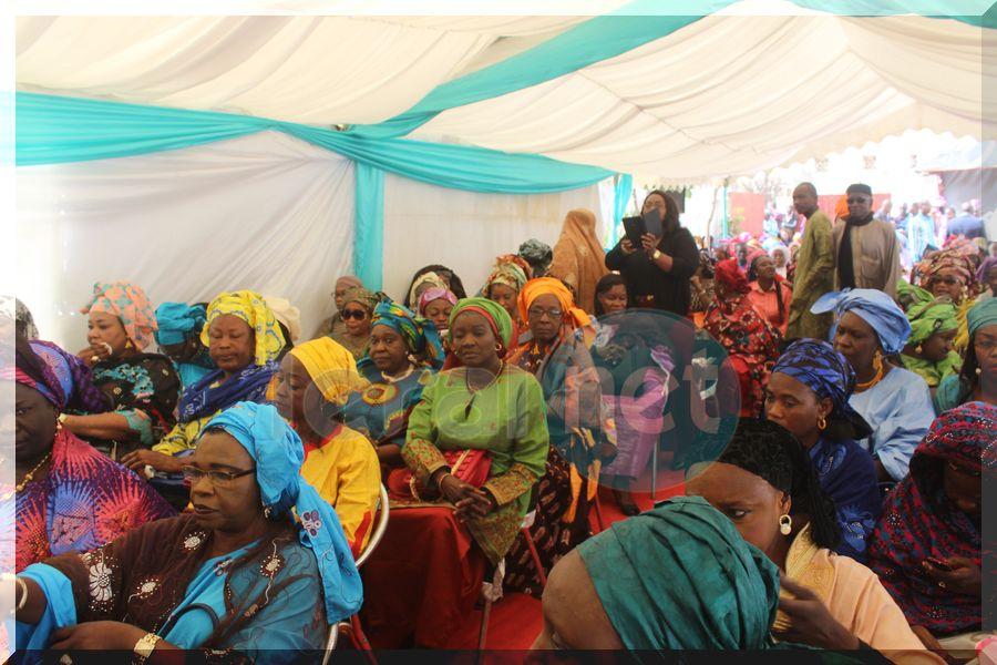 les femmes du parti Apr du département de Dakar et Benno Bokk Yakaar de Sicap