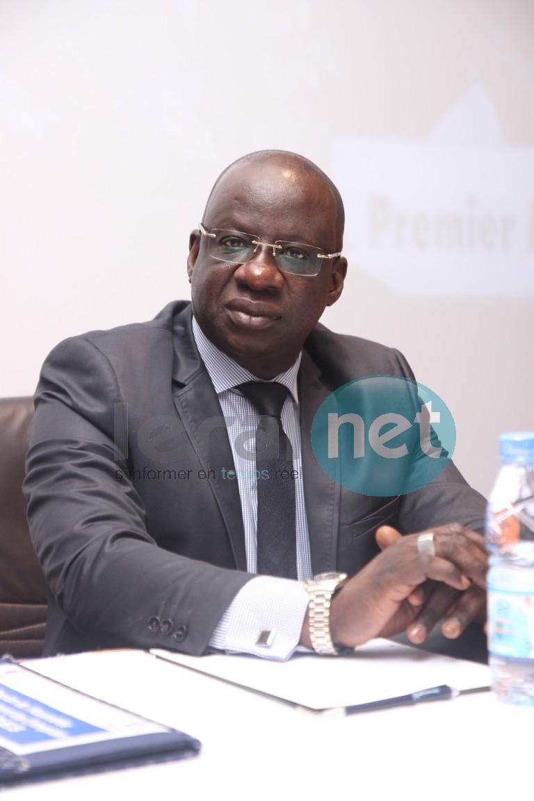 Mbagnick Diop, président MEDS