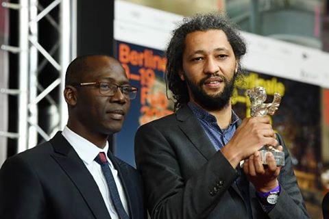 Fespaco 2017 : Alain Gomis remporte l'Etalon d'or de Yennenga