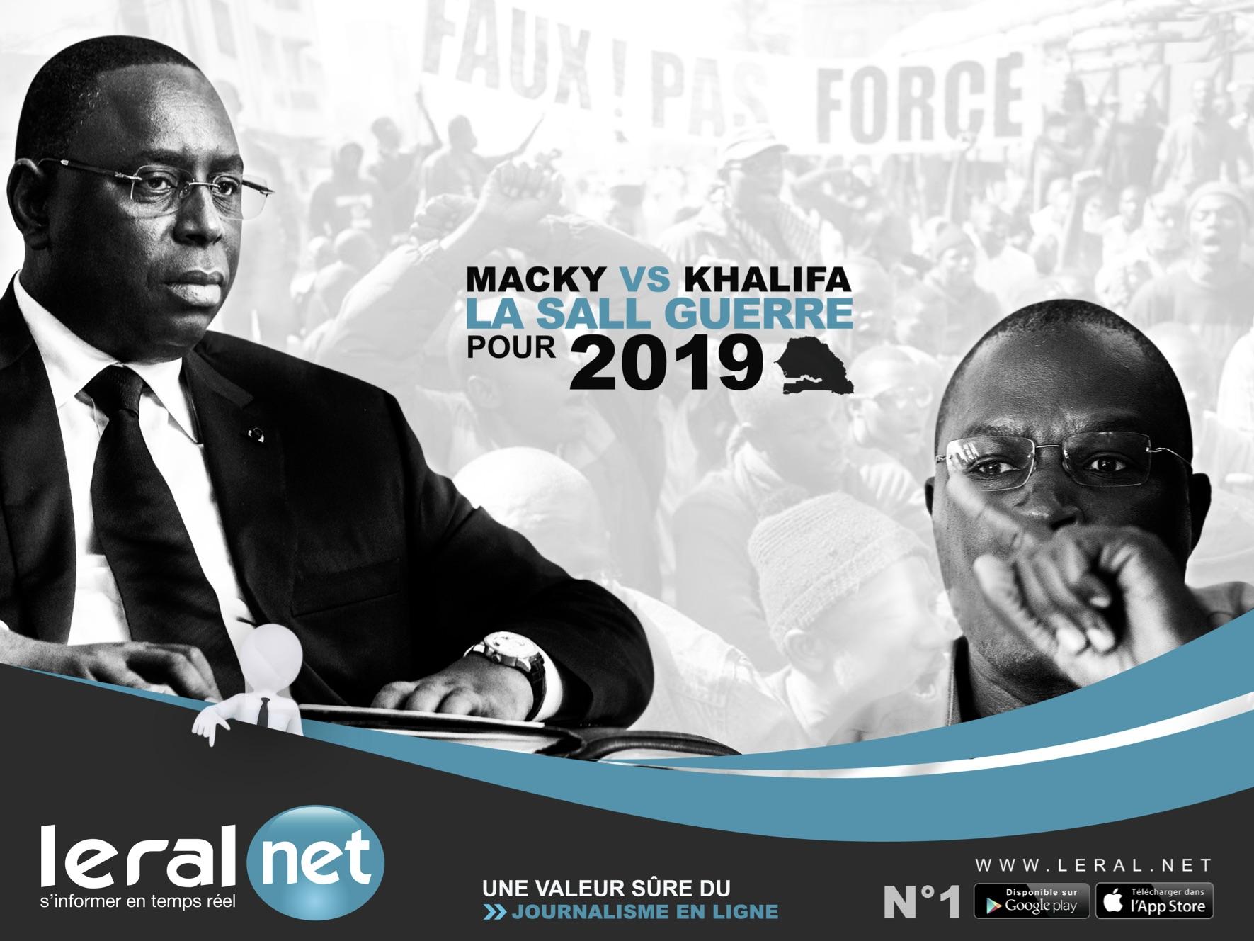 Khalifa Sall sur la caisse d'avance : « Le président Macky Sall connaît bien ces fonds »