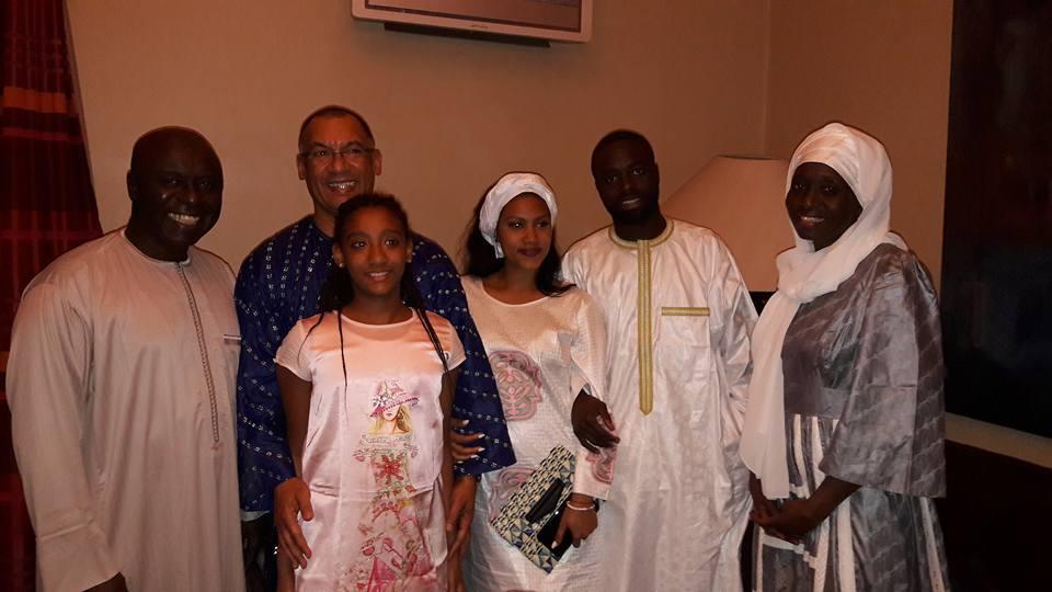 Les images du mariage de Ablaye Seck, le fils d'Idrissa Seck