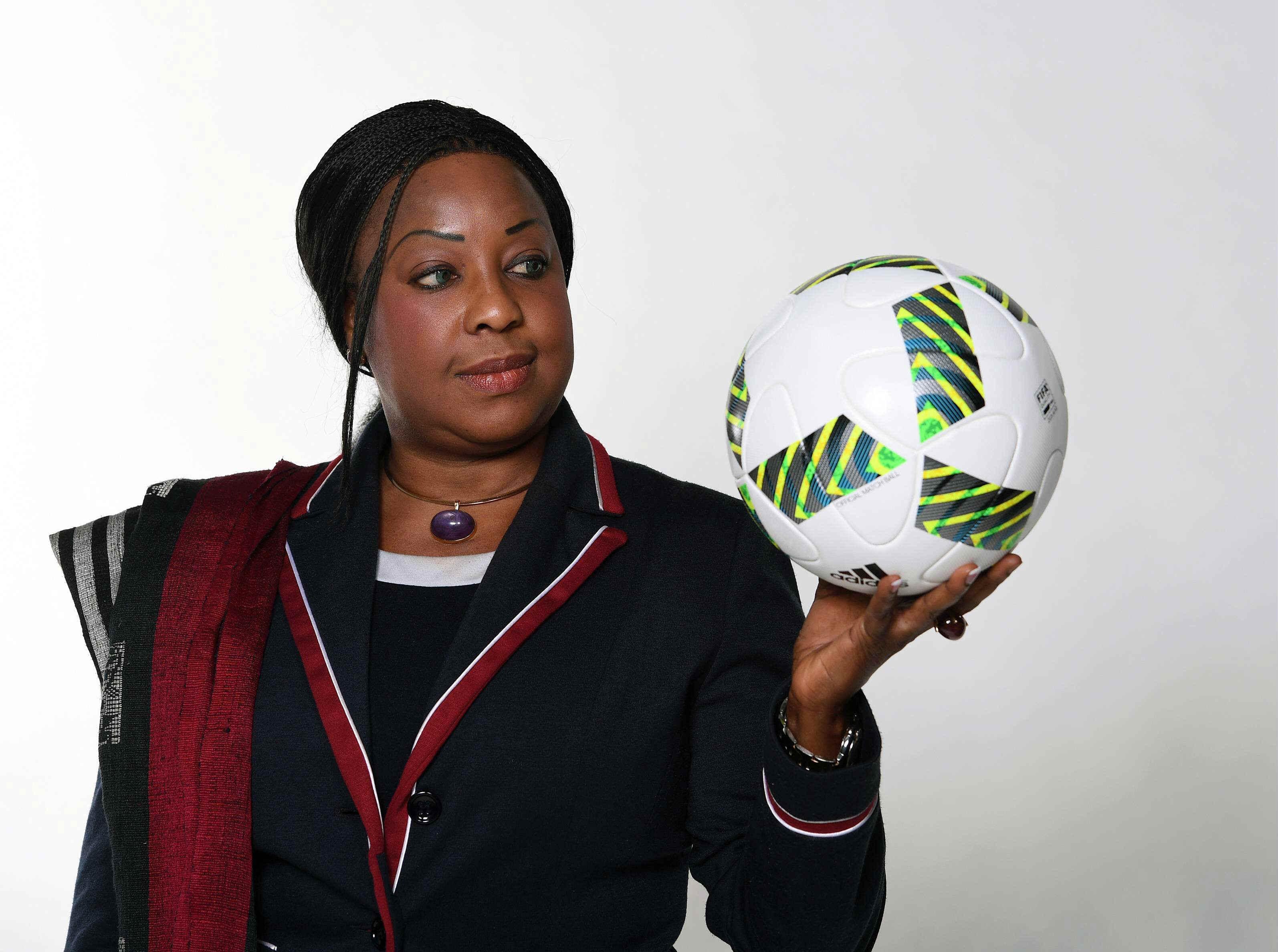 Fatma Diouf Samoura  La ''princesse'' de la FIFA
