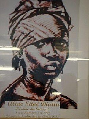 Journée du 8 mars: Alioune Sitoé Diatta, la reine de Kabrousse ou l'itinéraire d'une insoumise