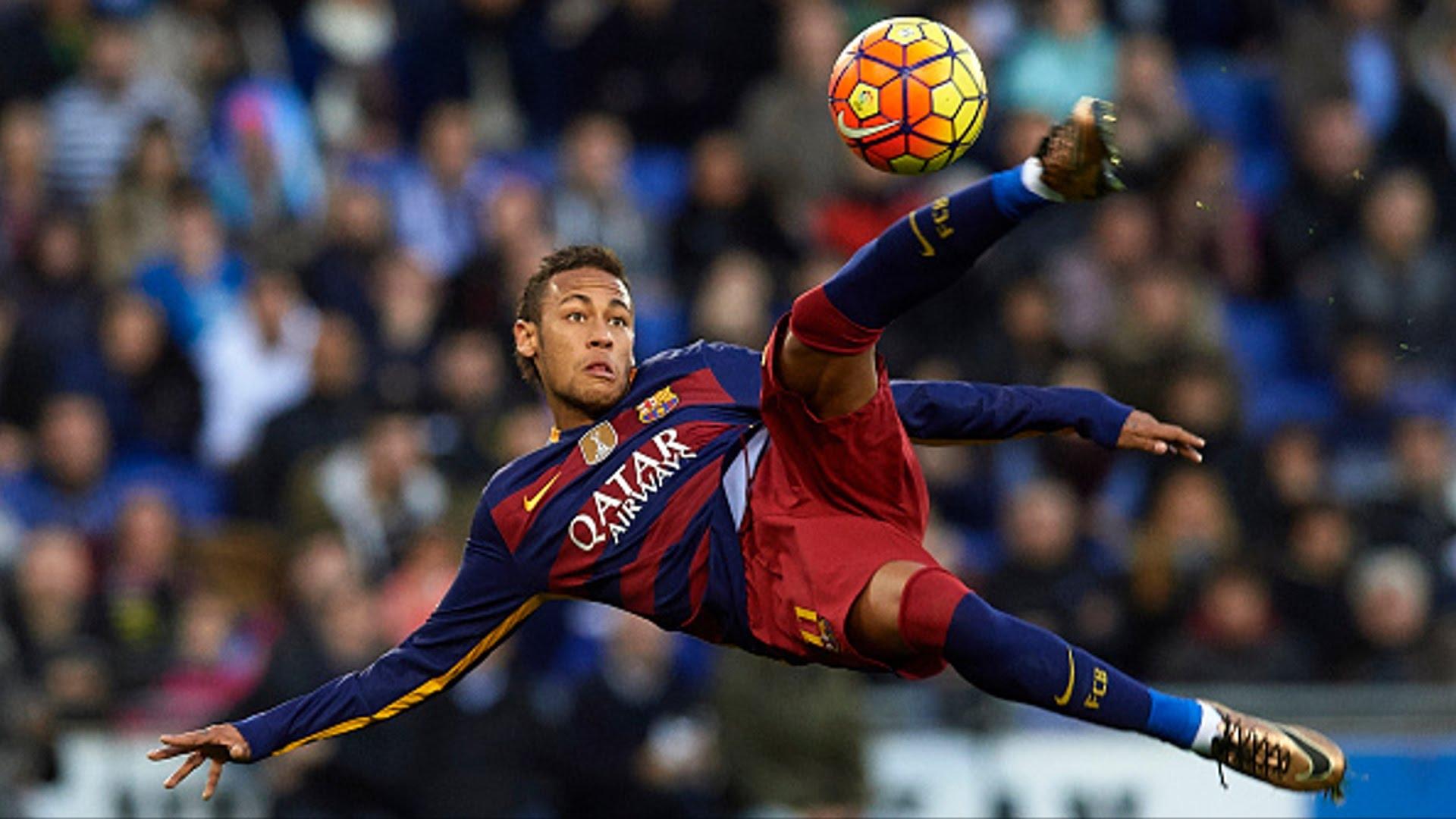 FC BARCA-PARIS: 2 buts de Neymar à la 88e et 90e (s.p) minutes