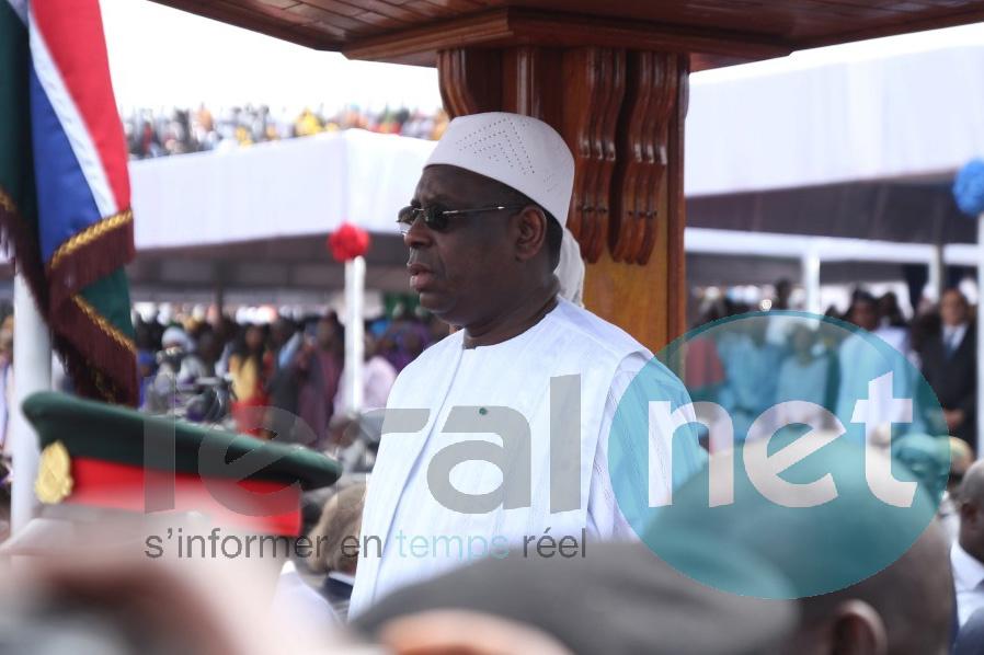 Macky Sall défie l'opposition au Fouta : « Gagnons les élections à 90%, les 10%, on les donne en aumône »