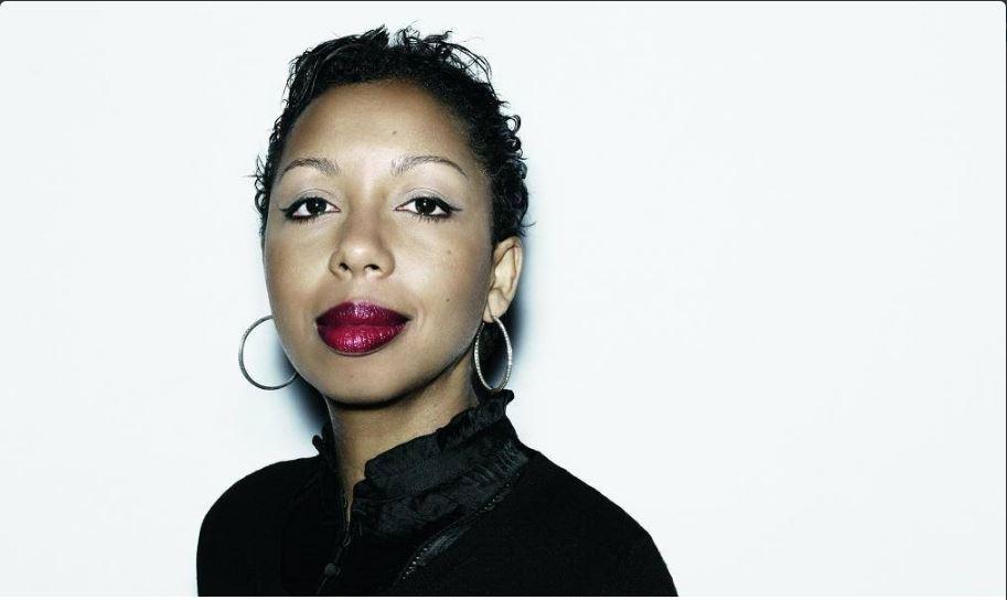 Photo- La romancière Marie Ndiaye, elle a remporté le prix Goncourt en 2009
