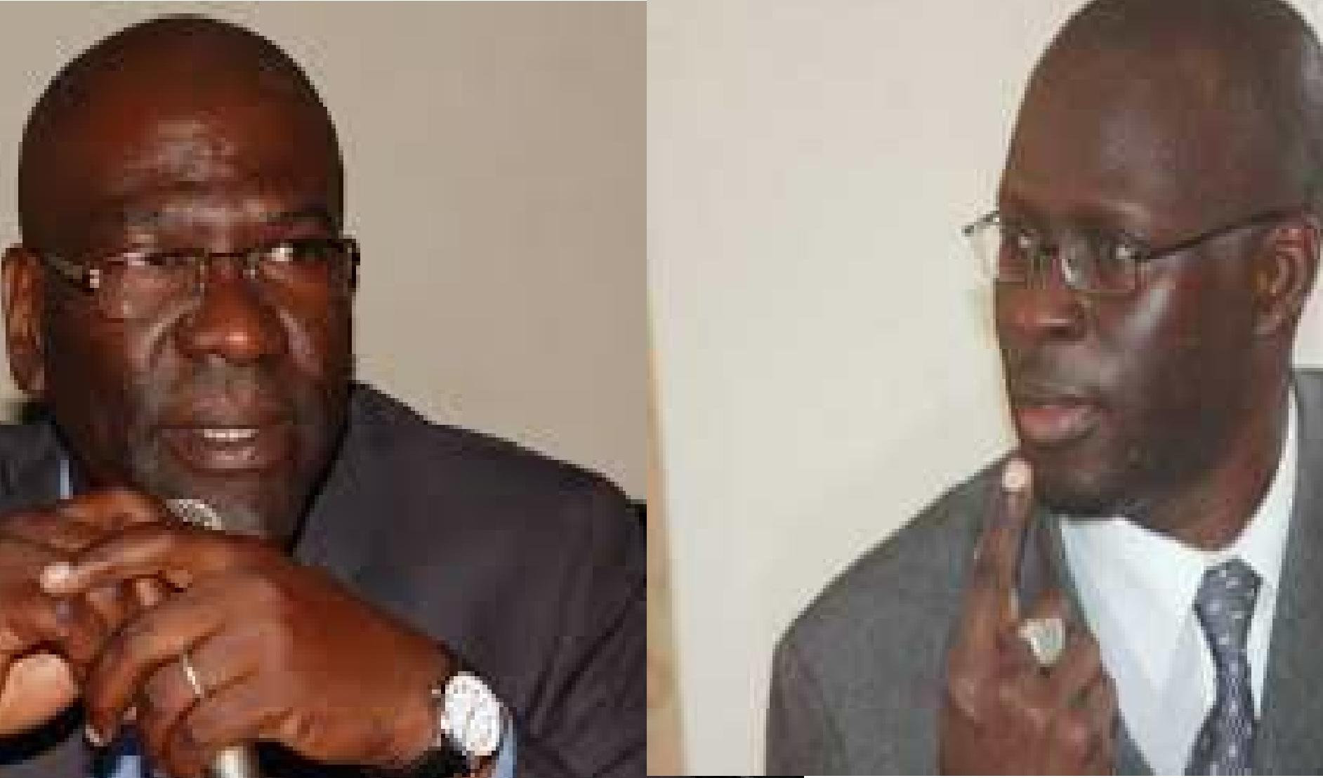 Gestion des mairies de Pikine et Saint-Louis: Abdoulaye Timbo et Cheikh Bamba Dièye épinglés