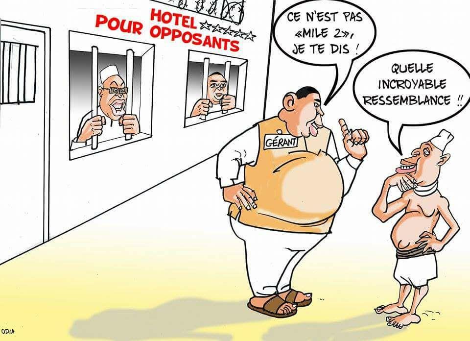 """L'hôtel zéro étoile de Rebeuss, son gérant et l'ex-gérant de """"Mile 2""""....par Odia ( La Tribune)"""