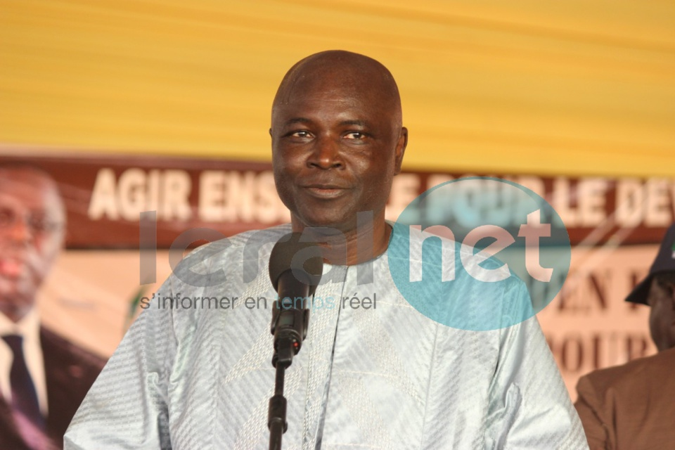 Harouna Dia, le discret ami de Macky Sall (photos)