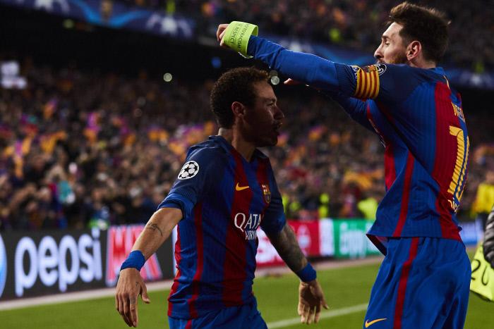 FC Barcelone : Neymar a sauvé Messi contre Cristiano Ronaldo