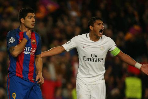 PSG: Emery n'accable pas Thiago Silva