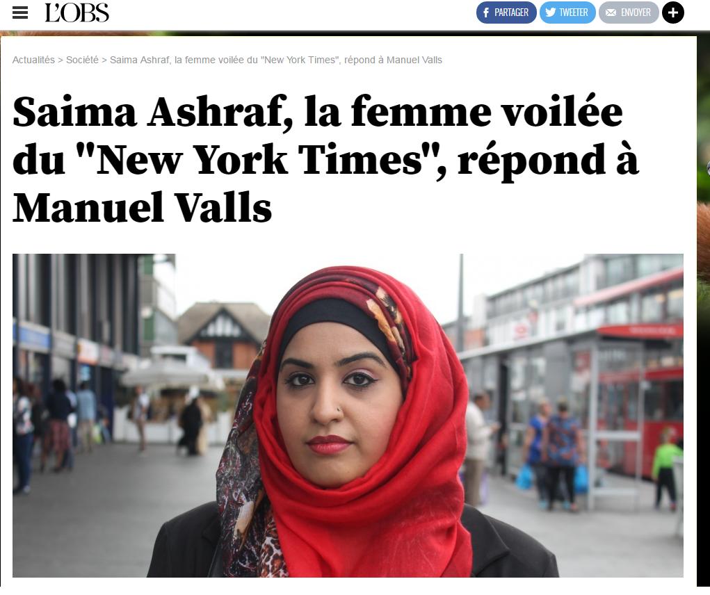 Saima Ashraf, la sans-abri devenue maire-adjointe de l'arrondissement de Barking et Dagenham à Londres