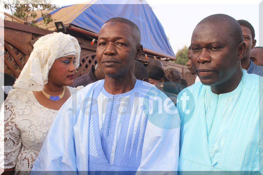 M.Abdou Rakhmane Dabo,M. Kader Gaye , Madame Ndeye Sow coalition REVE