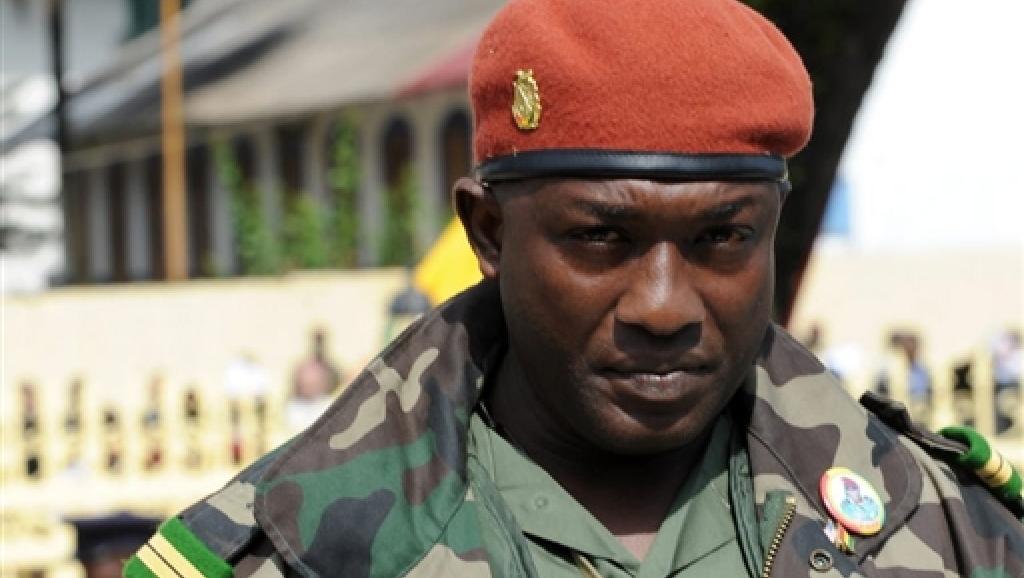 Aboubacar Sidiki Diakité, alias Toumba, a été extradé dimanche soir 12 mars vers son pays, la Guinée, par la justice sénégalaise (photo d'archives). © AFP / Seyllou