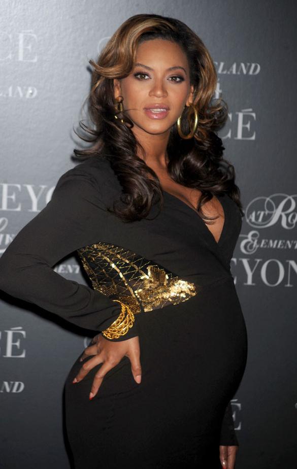 Beyoncé: son programme très sportif pendant sa grossesse