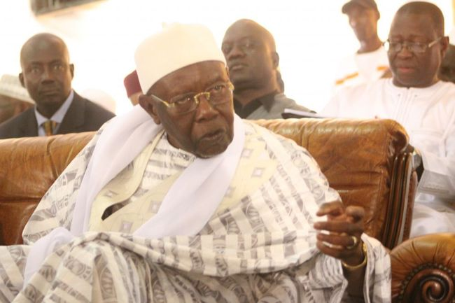 "Serigne Abdoul Aziz Sy Al Amine brise le silence:""Khalifa Sall a commis beaucoup d'erreurs, le problème de Macky Sall..."""