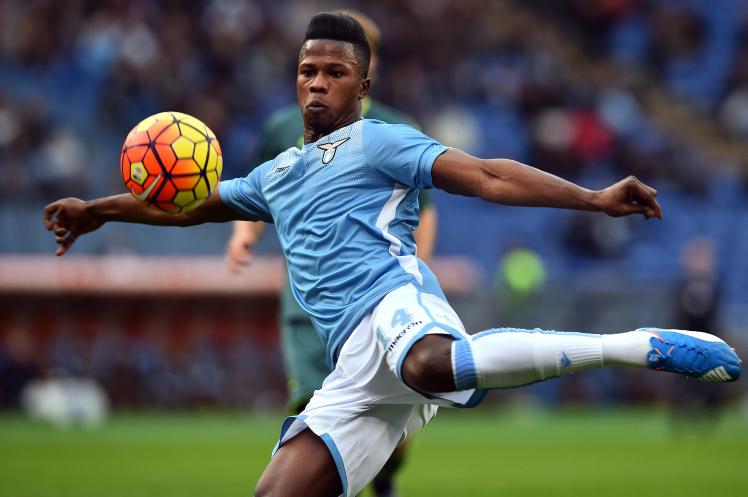 Lazio-Rome (3-1): Baldé Keita claque son 8e but