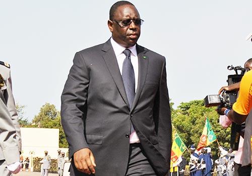 Bataille pour le contrôle de Dakar: Macky Sall à la Place de l'Obélisque, le 3 avril