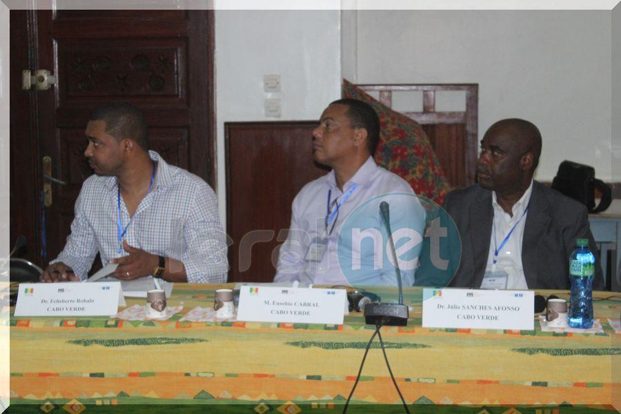 Photos: Atelier de formation sur l'action générale sur la cybercriminalité