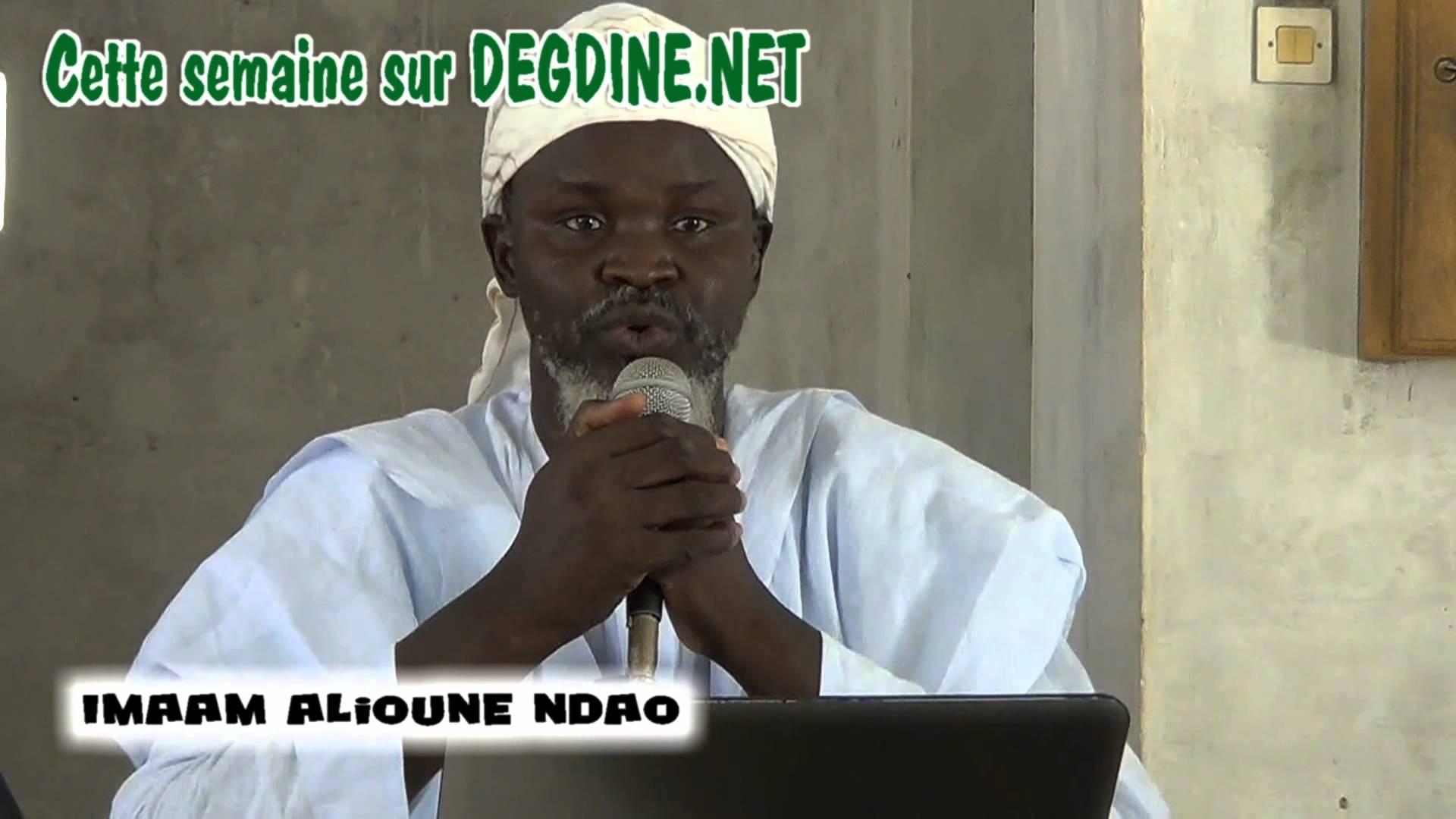 Arrêté depuis octobre 2016: La longue détention de l'Imam Alioune Ndao déplorée