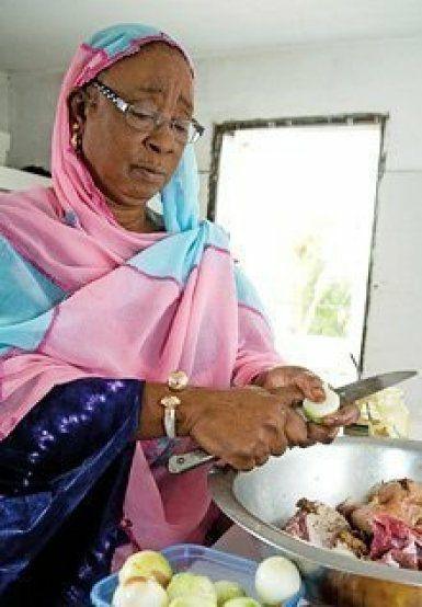 Adja Ndèye Sokhna Mboup fête son anniversaire aujourd'hui