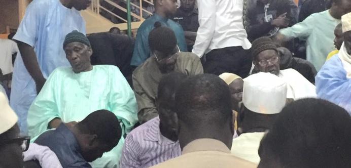 Rappel à Dieu d'Al Maktoum:  Voici la premiére réaction de Serigne Abdoul Aziz Sy Al Amine