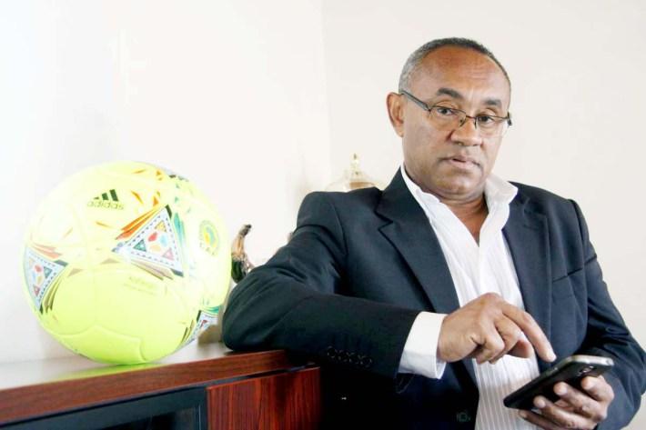 Comment Ahmed Ahmed est devenu le nouveau patron du foot africain