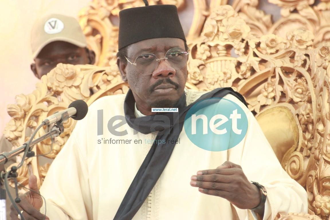 """Les révélations de Serigne Moustapha Sy:"""" Serigne Cheikh conversait avec Dieu..."""""""