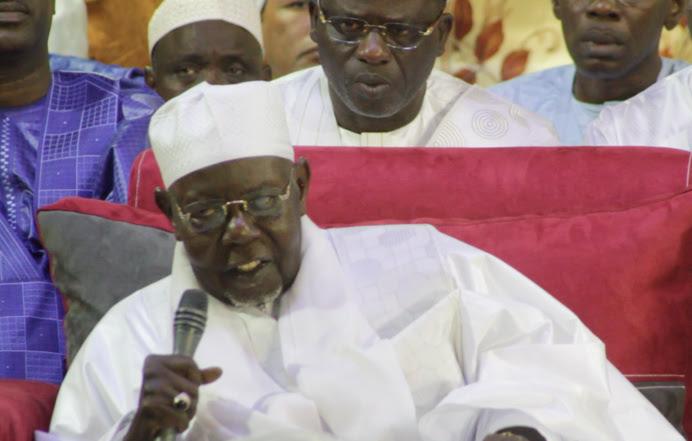 """Al Amine aux hommes politiques: """"Le Sénégal ne peut être unicolore, mais œuvrez pour la cohésion nationale"""""""