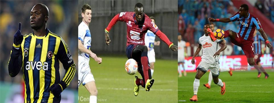 Week-end des Lions en Europe : Moussa Sow, Famara Diedhiou et Dame Ndoye buteurs